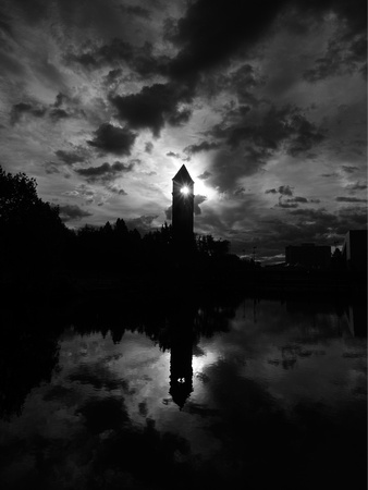 Clocktower - Spokane, WA